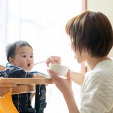 Repas de l'enfant