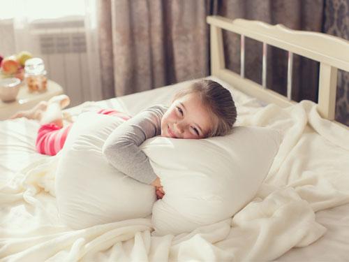 Éveil d'enfant